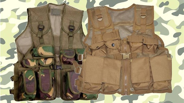 Put on your Special Ops vests...