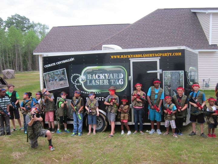 Great Laser Tag Party In North Carolina, Moore County, Lee, Scotland, Montgomery,