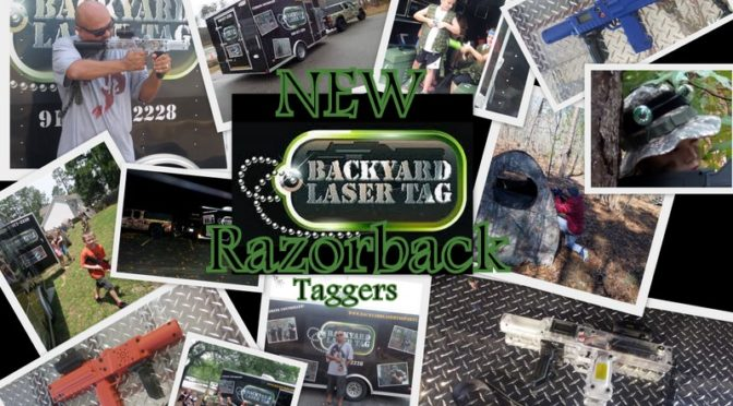 Introducing Our BRAND NEW Taggers!